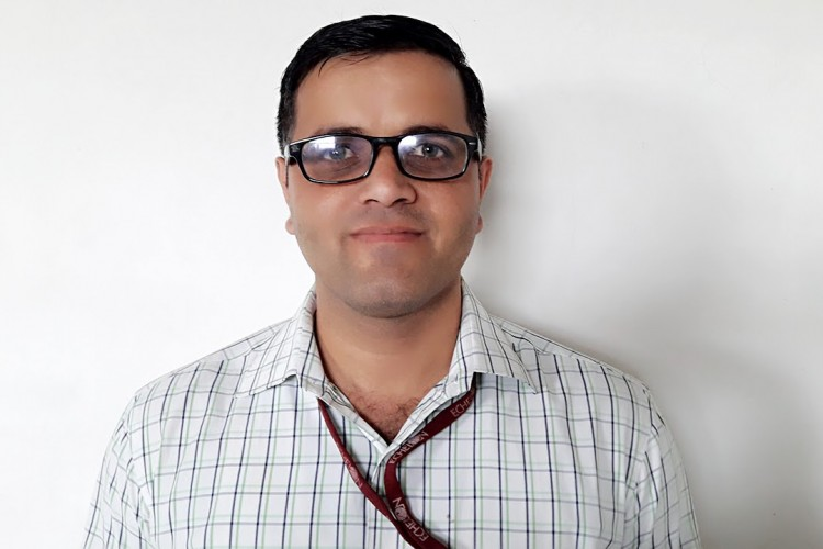 Mr. Jaivir Singh, Assistant Professor