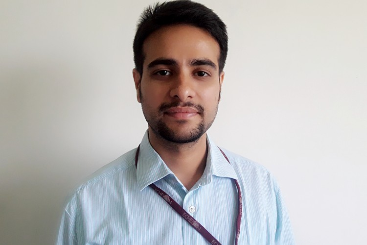 Manish Kaushik, Assistant Professor