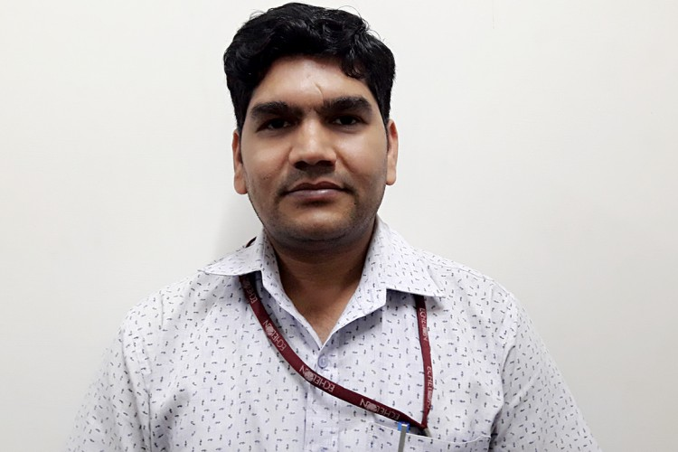 Sunil Pandey, Associate Professor