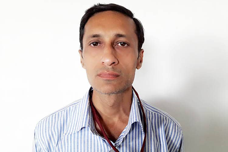 Mr. Neeraj Ahuja, Assistant Professor