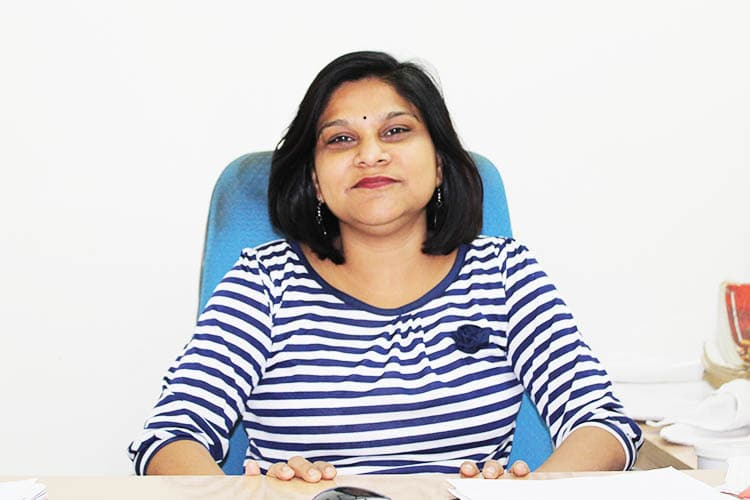 Ms. Akriti Gupta, Assistant Professor