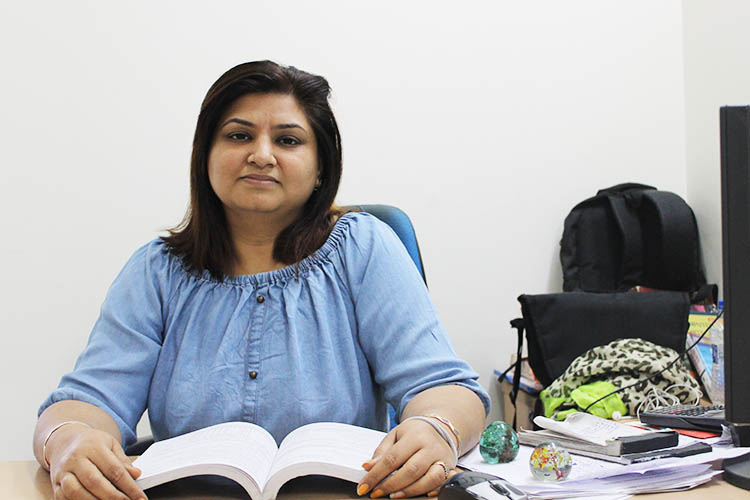 Shefali Madan, Assistant Professor