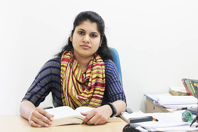 Ms. Shefali Gupta, Assistant Professor