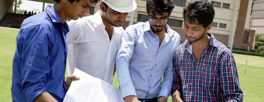 Best college for Civil Engineering Faridabad